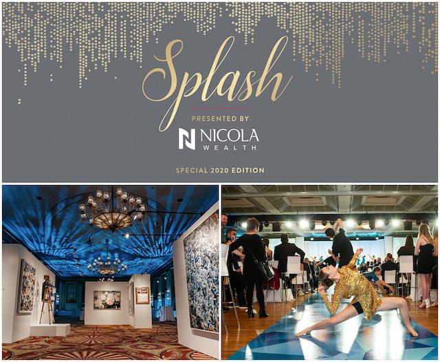Splash Art Auction & Gala for Arts Umbrella