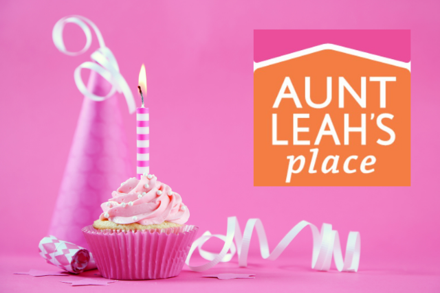 Aunt Leah's Virtual Birthday Party Gala