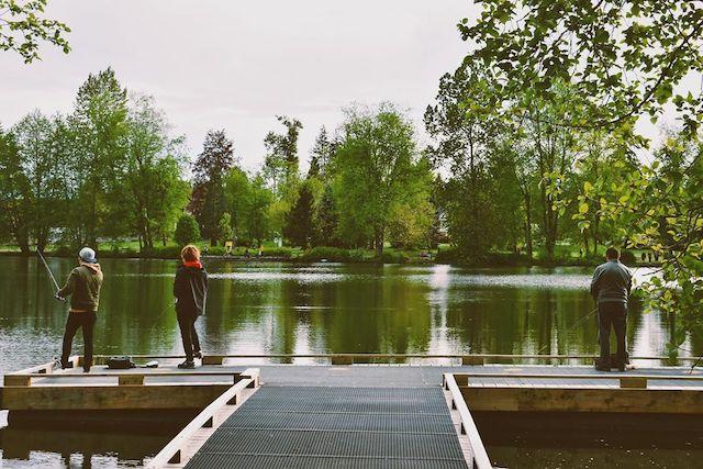Coquitlam October Fishing
