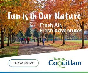 October in Coquitlam 2020