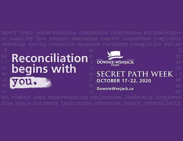 Secret Path Week 2020