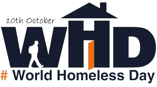 World Homeless Day is October 10, 2020