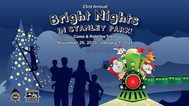 Bright Nights in Stanley Park 2020
