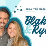 Ryan Reynolds and Blake Lively Match Campaign for Covenant House Vancouver