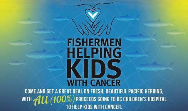 FIshermen Helping Kids with Cancer