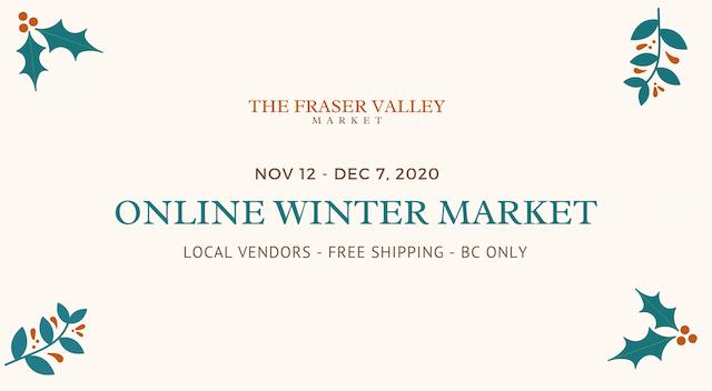 Fraser Valley Market Facebook