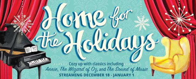 Holiday Theatre in Vancouver: Gateway Theatre Home for the Holidays 2020