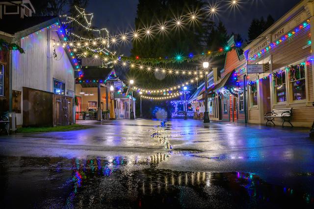 heritage Christmas at burnaby village