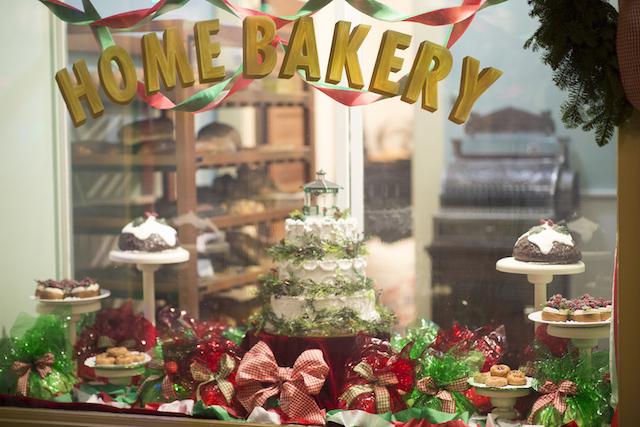 Bakery Christmas Burnaby Village