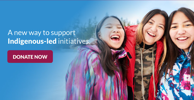 Indigenous Peoples Solidarity Fund by CanadaHelps