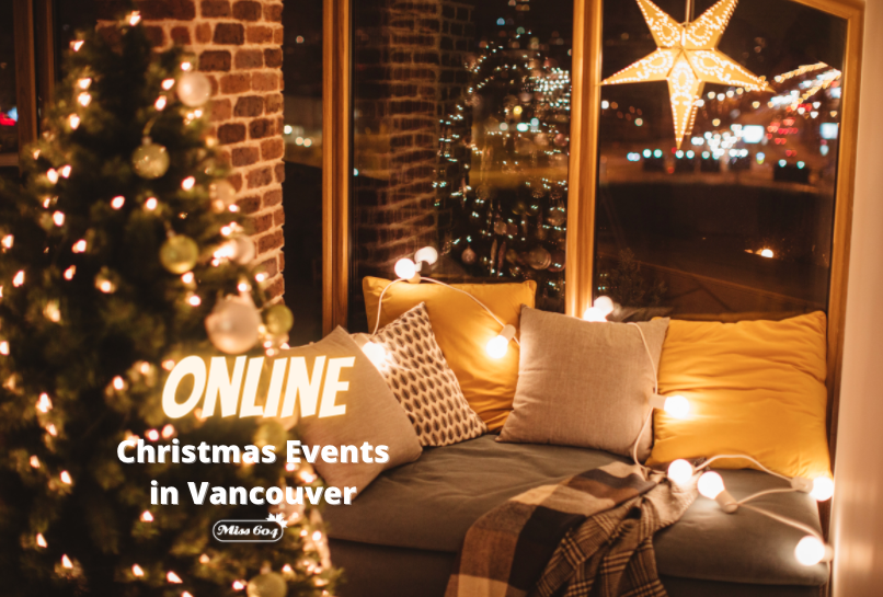 Online Christmas Events in Vancouver