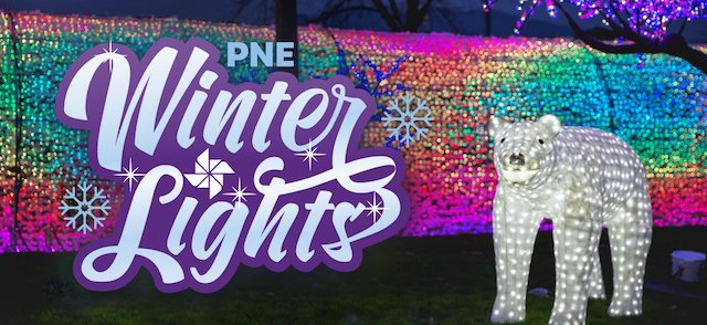 PNE WinterLights