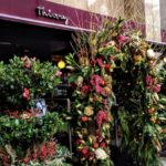 Thierry entrance created by West Van Florist