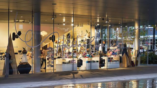 Polygon Gallery Holiday Shop