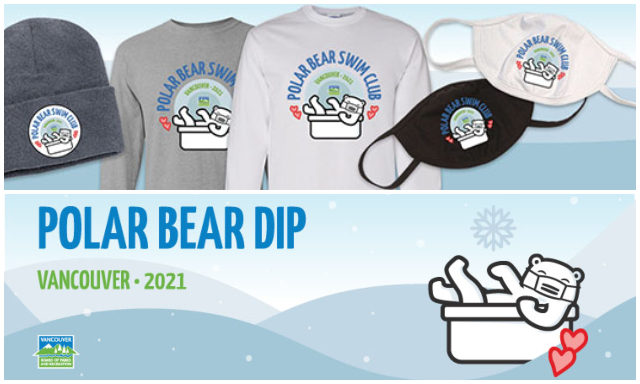 Vancouver Polar Bear Swim 2021 Digital