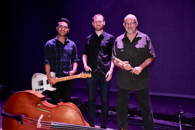 Alvin Brendan Trio