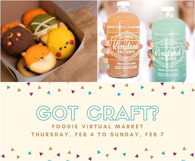 Got Craft Foodie Virtual Market