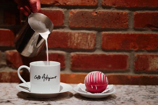 Hot Chocolate Vancouver Artigiano