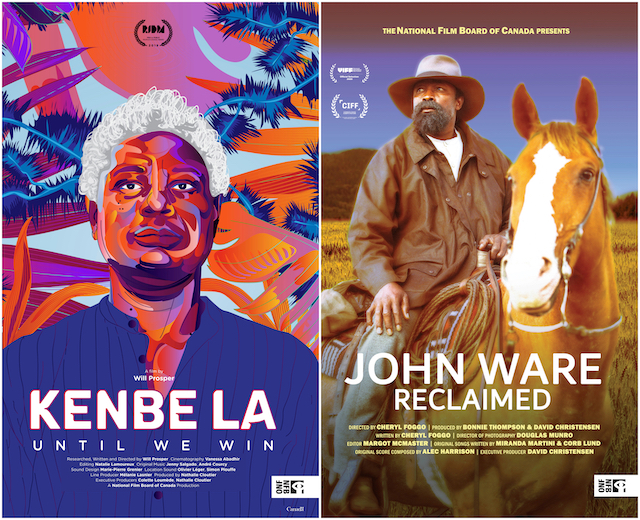 The NFB's Black History Month Film Lineup