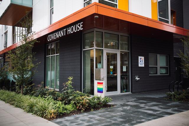 Covenant House Building