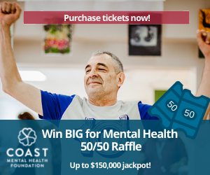 Coast Mental Health 50/50