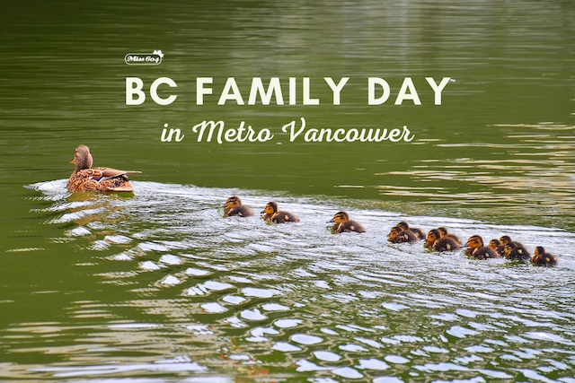Family Day Activities in Metro Vancouver
