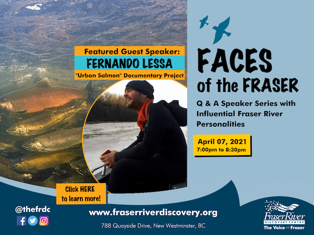 Faces of the Fraser - Lessa