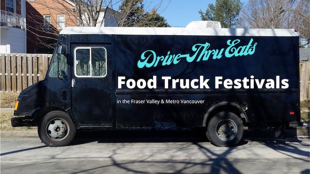 Food Truck Festivals Drive Thru