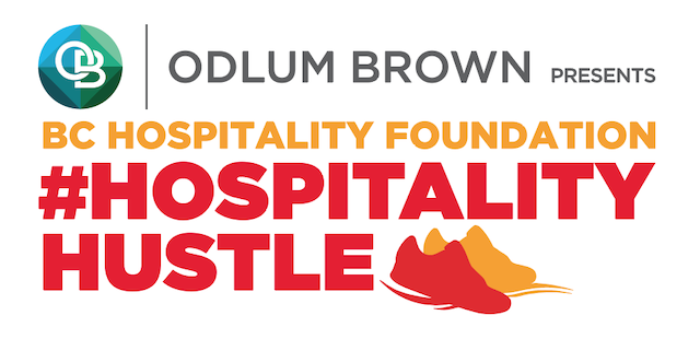 Hospitality Hustle in Support of the  BC Hospitality Foundation