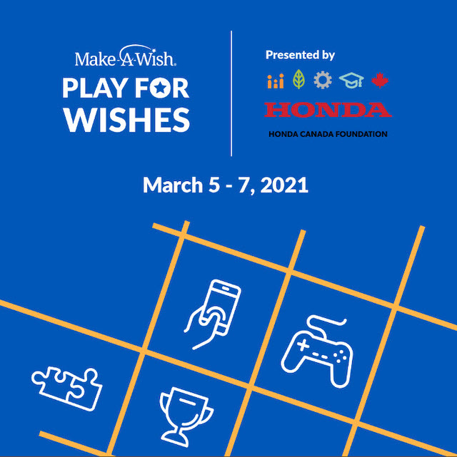 Make-A-Wish Play for Wishes
