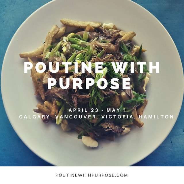 Poutine with Purpose 2021
