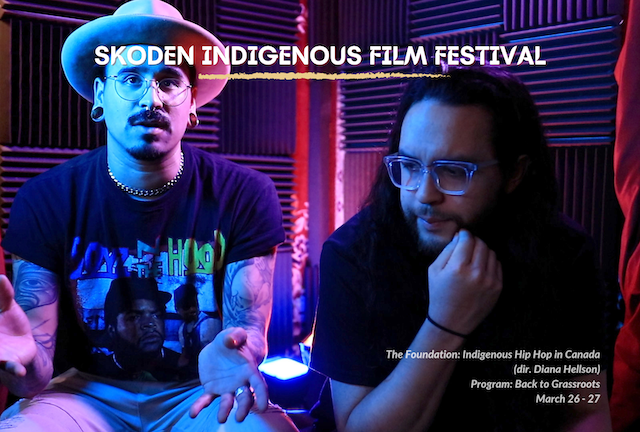 Skoden Indigenous Film Festival