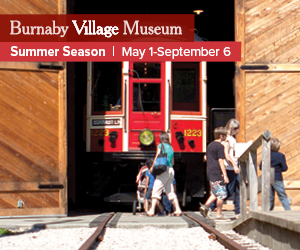 Burnaby Village Museum Summer