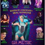 Capilano University Students Present Dragstravaganza