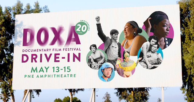 DOXA Drive-In at the PNE