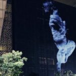DanceHouse Presents an 8-Story Dance Video Projection at English Bay