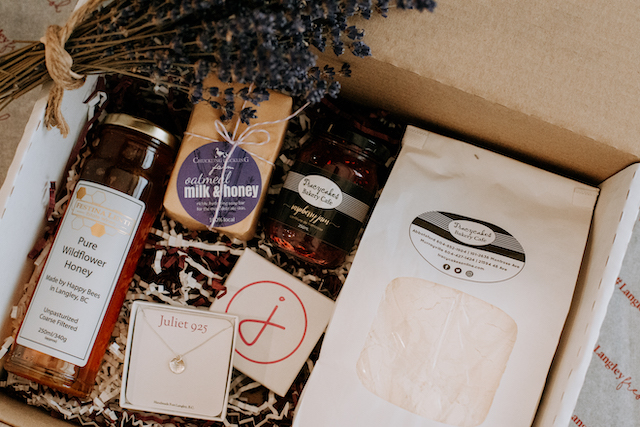 Langley Fresh Mothers Day Gift Box 2