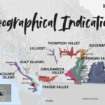 British Columbia Wine Regions