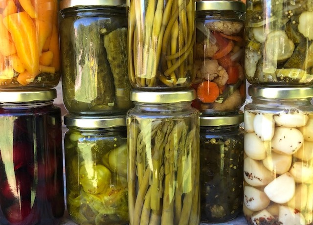Grist Mill Pantry Share