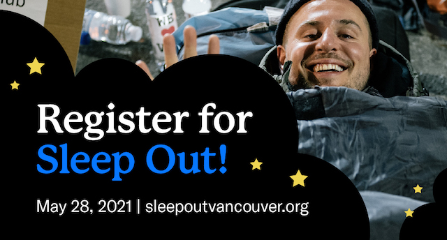Sleep Out Register