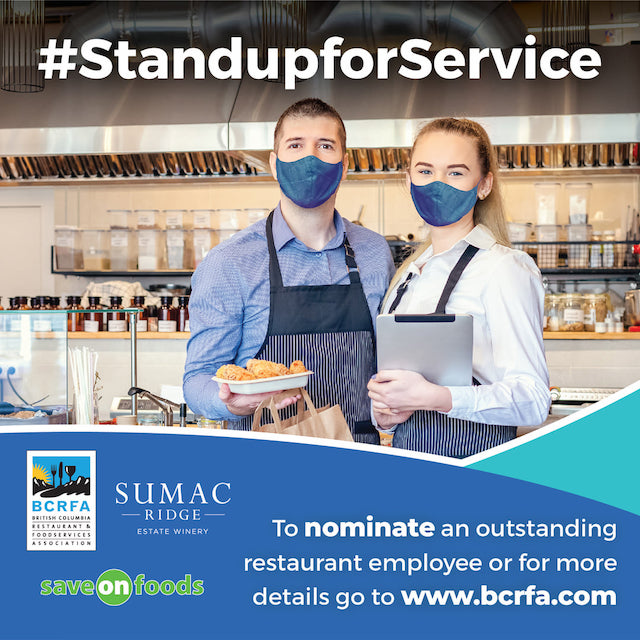 Stand Up for Service