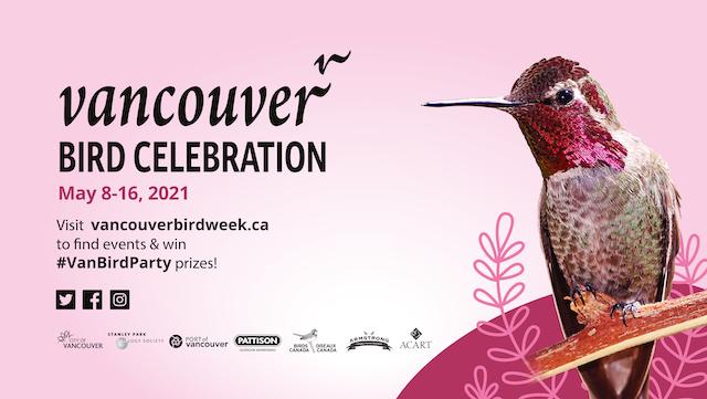 Vancouver Bird Celebration 2021