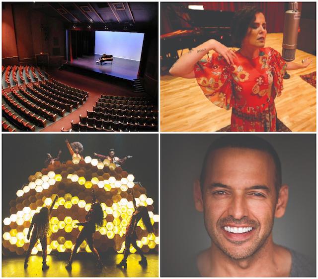 Massey Theatre 2021-2021 Season