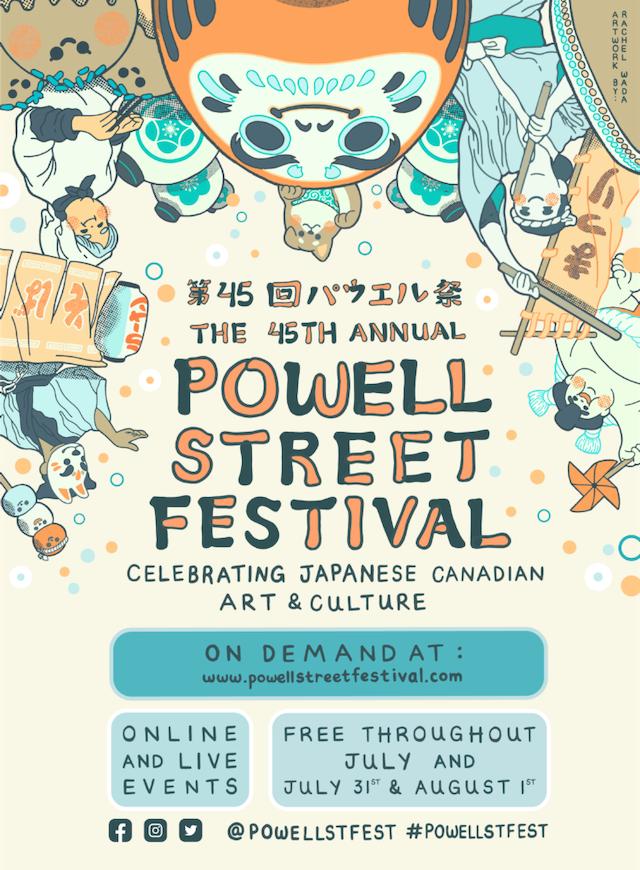 45th Powell Street Festival