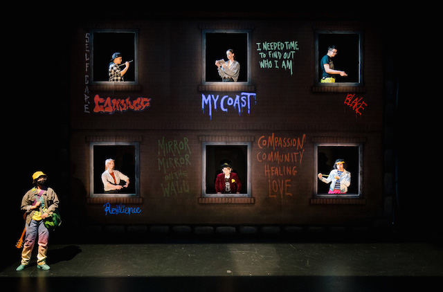 Some Assembly Theatre Company's Virtual Production, Breakwater