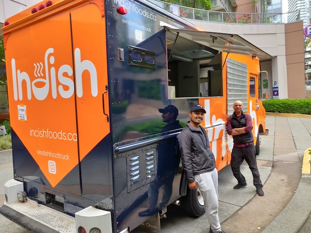 Indish Food Truck Celebrates One Year with Farmers Market Fundraiser