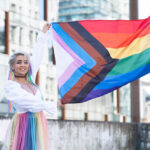 Vancouver Pride Photo by Belle Ancell