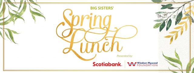 spring lunch 2021