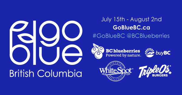 BC Blueberries contests on now!