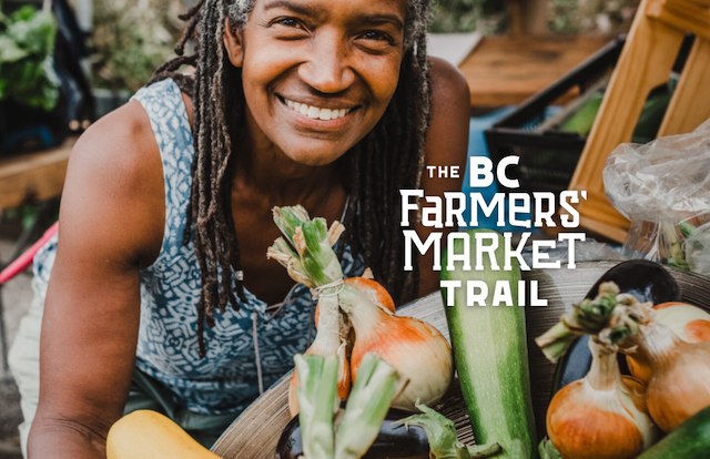 Shop Local with the BC Farmers Market Trail